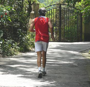 Courir pour mieux vieillir et vivre plus longtemps en bonne santé