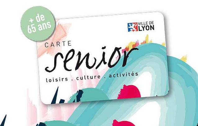 Lyon : lancement d'une carte culturelle pour les seniors