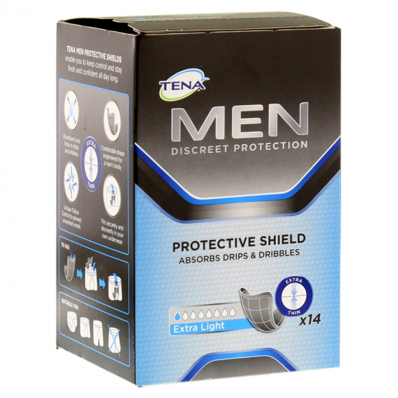 Tena Men Extra-light : protection pour hommes