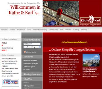 Käthe & Karl : en Allemagne, une grande surface entièrement tournée vers les seniors