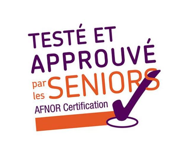 Label Afnor seniors