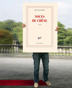 Noce de chêne de Régine Detambel : « une méditation sur l'amour sénescent » (livre)