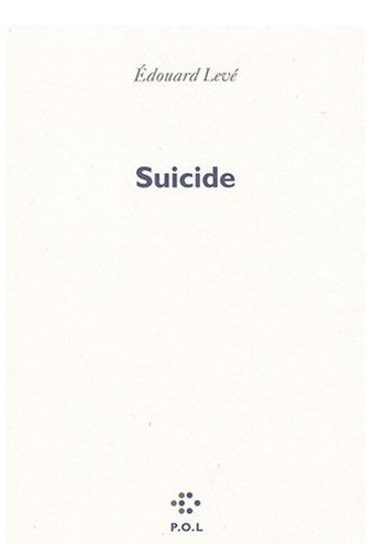 Suicide d'Edouard Levé