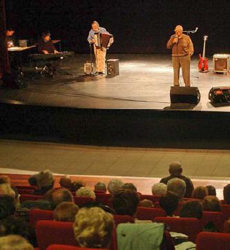Tréteaux chantants des aînés : la sélection de ce concours musical brestois vient de démarrer