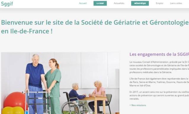 Sggif.fr : un nouveau site à destination du grand public et des seniors