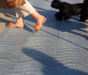 Locometrix ou l'analyse de la marche comme moyen de prévention des chutes chez les seniors