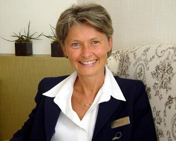 Minceur et thalassothérapie avec Corinne Leblay-Ducaud, diététicienne au Miramar Crouesty