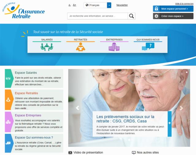 Demande de retraite en ligne : une simplification majeure des demandes (partie 1)
