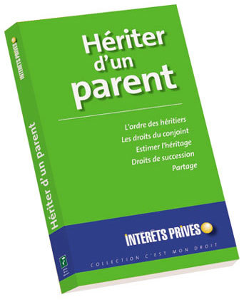 Hériter d'un parent
