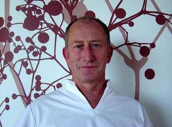Massage à quatre mains avec le thérapeute Jean-Luc Dussol au Miramar Crouesty