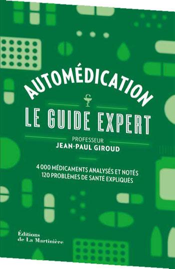 Automédication : entretien avec le professeur Giroud