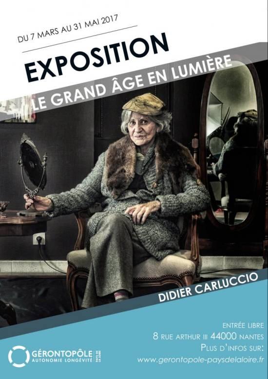 Nantes : belle expo photo consacrée aux personnes âgées