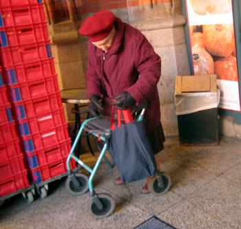 Share : comment vivent les seniors européens ; les différences entre le nord et le sud