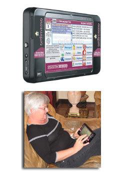 ordimemo un ordinateur portable ultrasimple pour les seniors. Black Bedroom Furniture Sets. Home Design Ideas