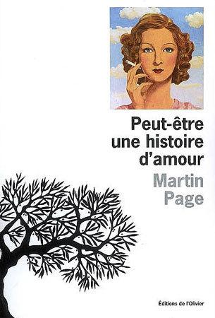 Peut-être une histoire d'amour de Martin Page : Clara et l'échec  type