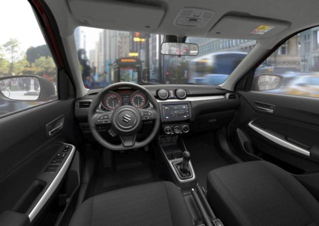 Suzuki Swift 1.0 Boosterjet SHVS : un design réussi