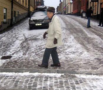Grands froids : attention aux personnes âgées