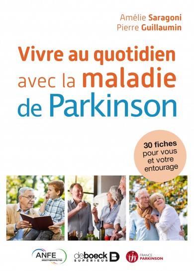 Vivre avec la maladie de Parkinson (livre)