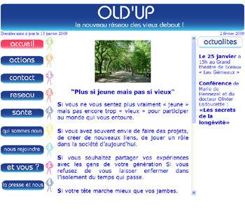 Old'Up : l'association de la génération des… vieux debouts !