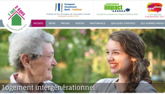 1Toit2Ages : logement intergénérationnel en Belgique