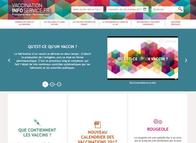 Vaccination-info-service.fr : tout savoir sur les vaccins