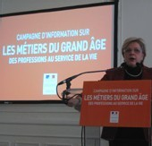 France – Lancement d'une campagne d'information pour valoriser les métiers auprès des seniors