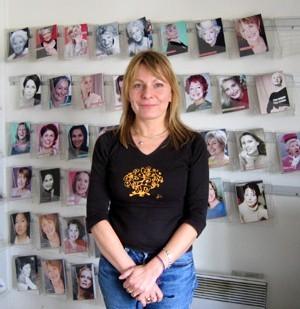 Sylvie Fabregon directrice de l'agence Masters