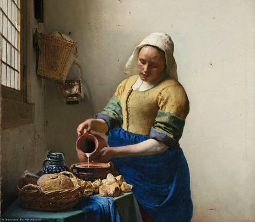 Louvre : Vermeer et les maîtres de la peinture de genre