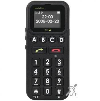 Téléphonez en toute simplicité avec le HandleEasy 328 GSM, l'article malin par Facil&co