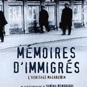 Affiche du film ''Mémoires d'immigrés'' de Yamina Benguigui