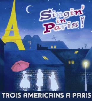 Trois Américains à Paris : 15 places à gagner !