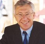 Michel Thiollière, sénateur-maire de Saint-Etienne
