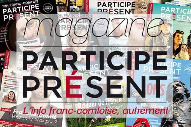 Participe Présent : un journal gratuit pour les Jurassiens de 50 ans et plus