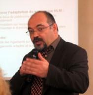 Francis Déplace, directeur de Delphis