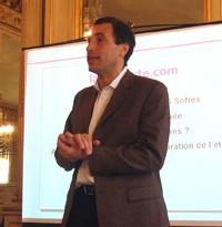 Pierre Paperon directeur général de Lastminute.com France