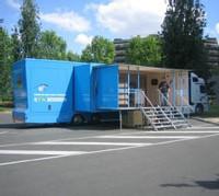 Le camion du glaucome