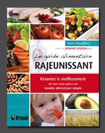Le guide alimentaire rajeunissant