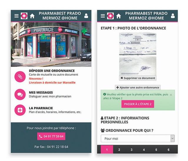 Pharmabest : livraison de médicaments à la maison avec La Poste
