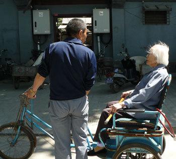 Chine : huit millions de seniors supplémentaires chaque année