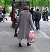 Les seniors de plus de 55 ans dépensent 40% de leurs revenus dans l'alimentation