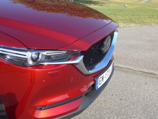Mazda renouvelle son CX5 par touches discrètes