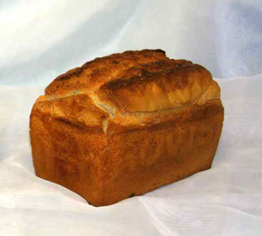 Pain sans gluten chez Griffin's Bakery