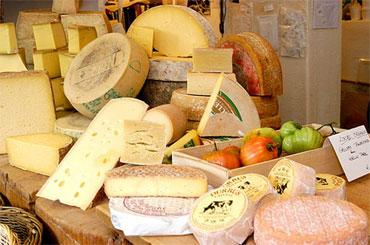 Plateau de fromages chez Sheridans Cheesemongers