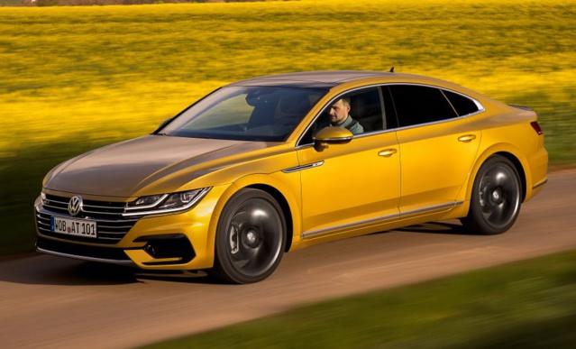 Arteon Volkswagen
