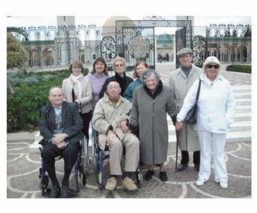 Seniors sans frontière, DR