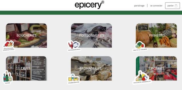 Epicery : un service de livraison à domicile pour manger plus sain
