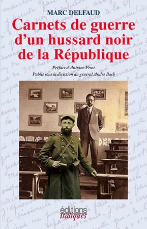 Carnets de guerre d'un hussard noir de la République (livre)