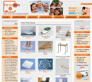 Prevenchute.com : solutions et préventions des chutes en ligne