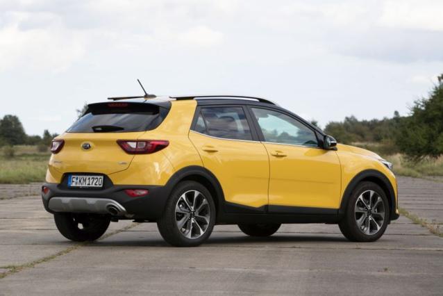 Kia Stonic : le nouveau SUV venu de Corée du sud