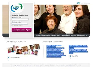 Voisin-age.fr : un réseau social expérimental dans le 17ème arrondissement à Paris